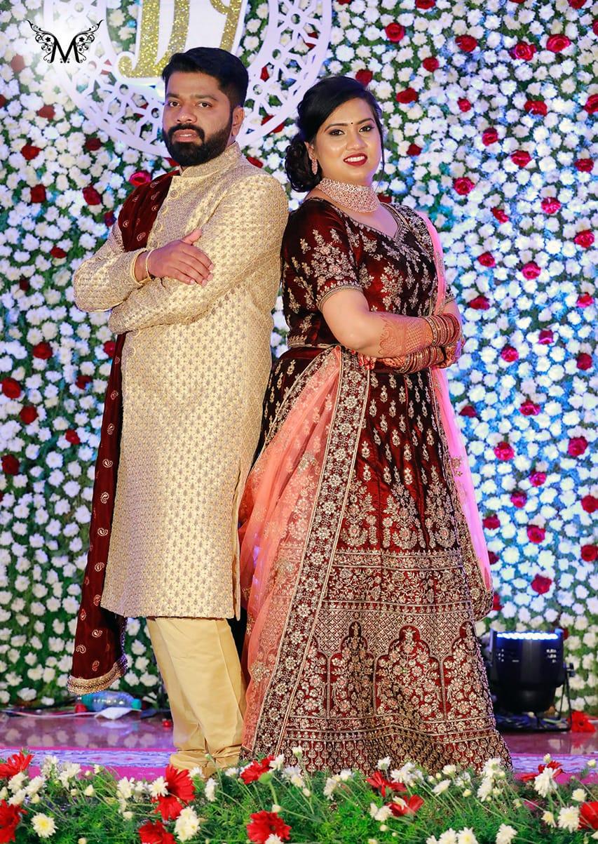 Deepak and yashaswini