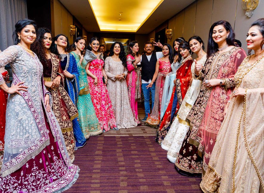 indian ethnic bridal wear in bangalore