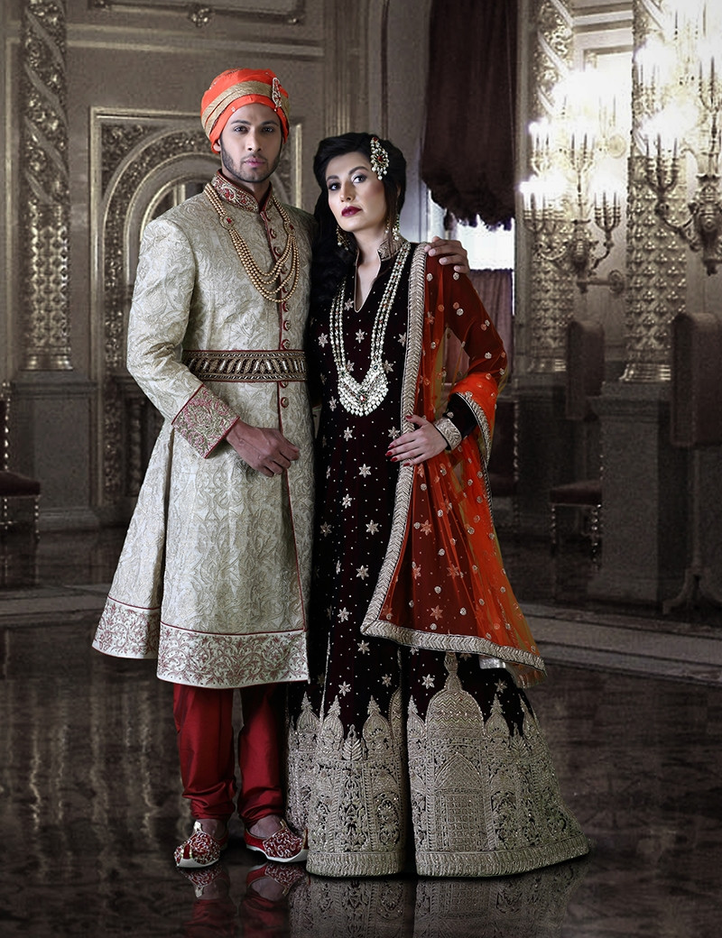 Gown & Sherwani Outfits
