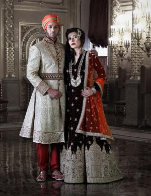 Ethic Galore Royal Couple