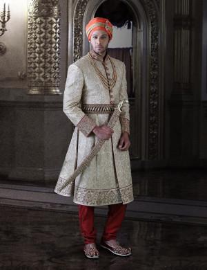 Robe Style Sherwani