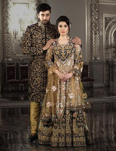 Divine Golden Couple