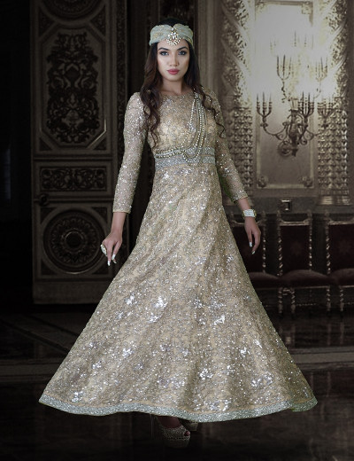 Royal Bridal Golden Ensemble