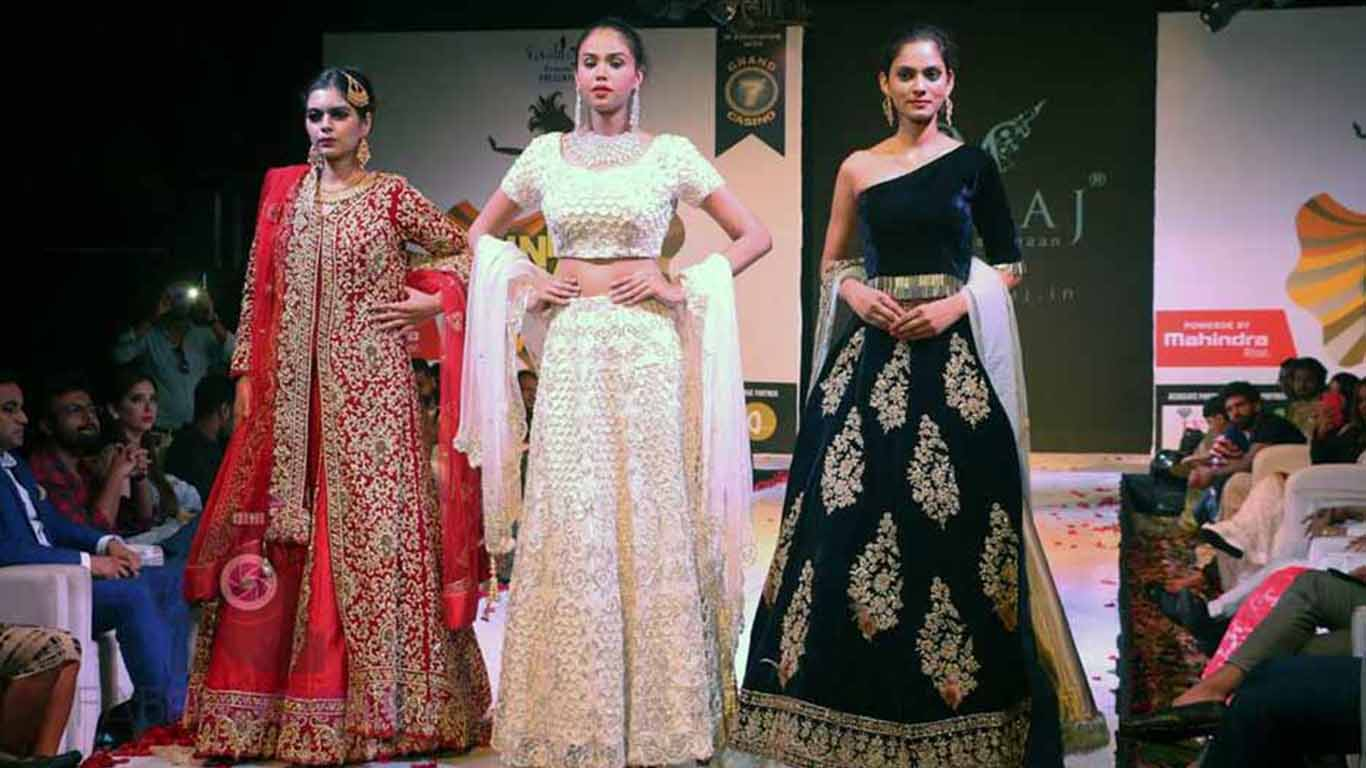 India Glam Fashion Week 2018 7