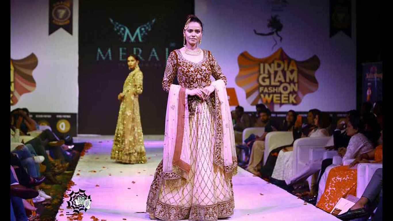 India Glam Fashion Week 2018 12