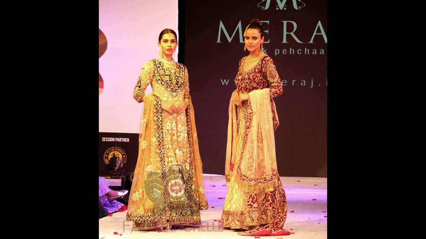 India Glam Fashion Week 2018 16