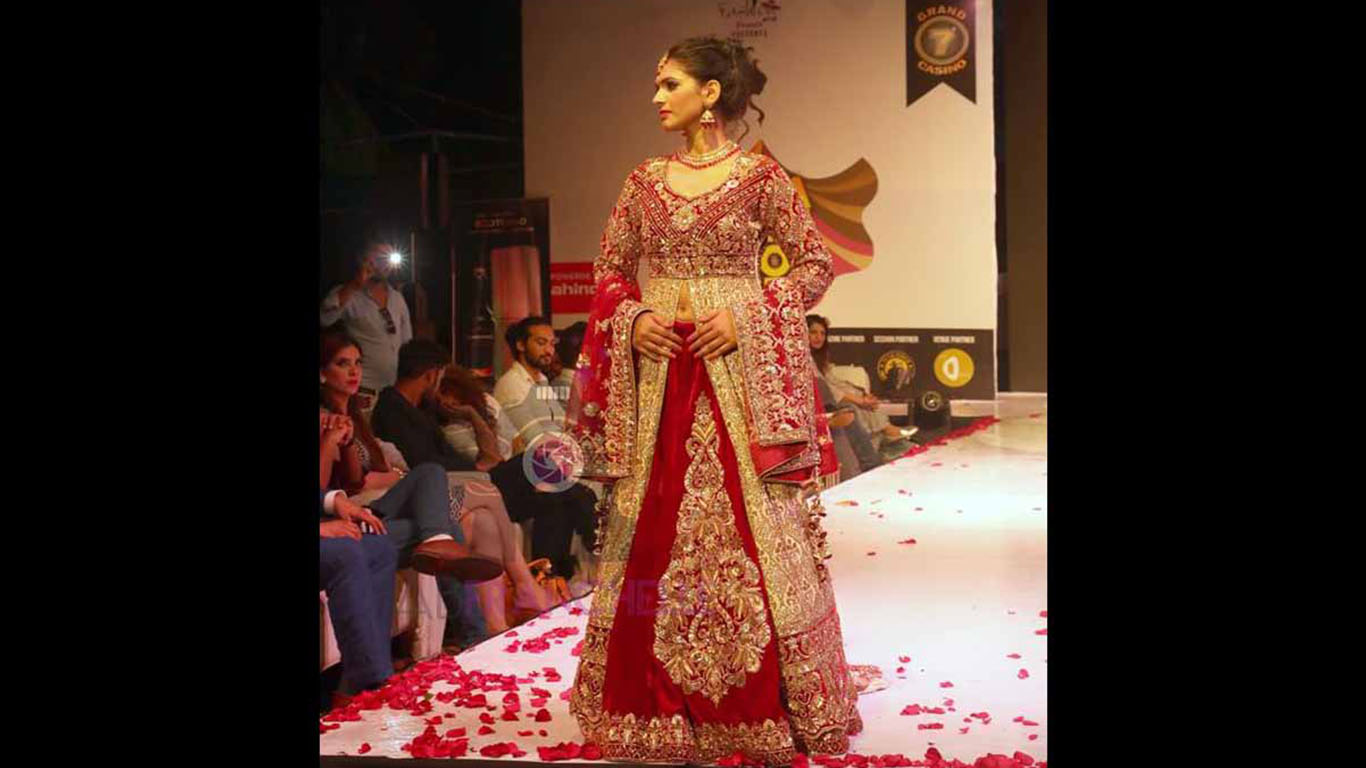 India Glam Fashion Week 2018 28