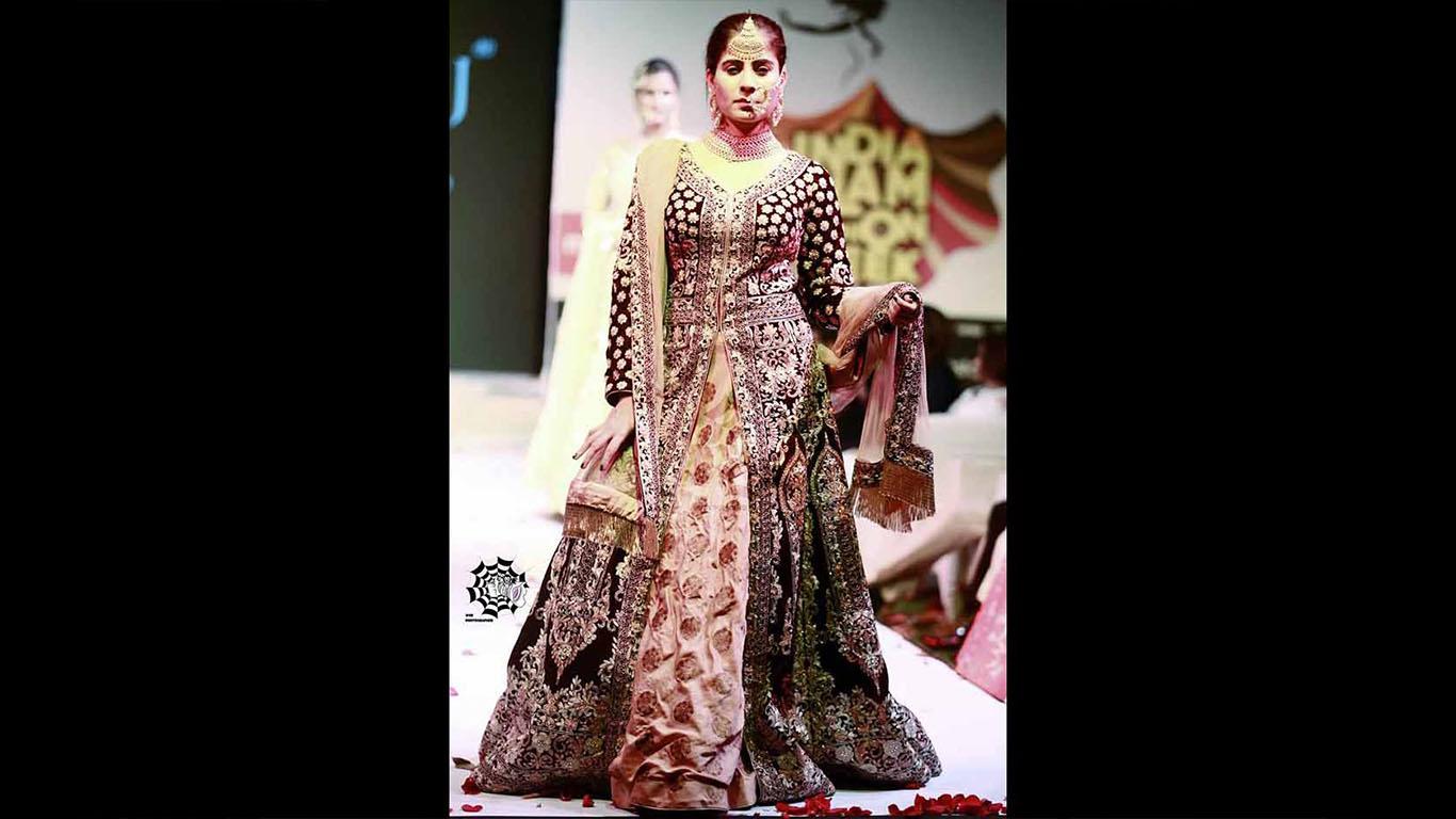 India Glam Fashion Week 2018 30