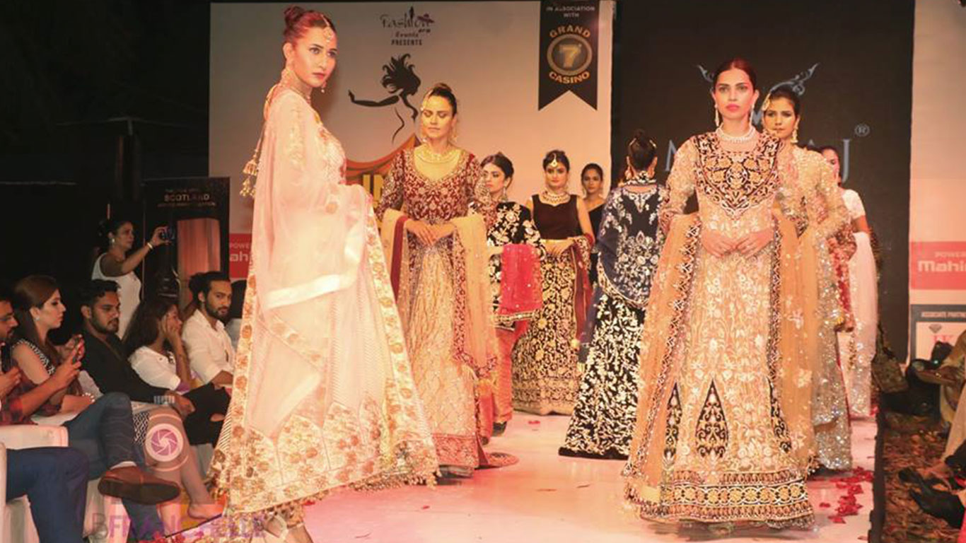 India Glam Fashion Week 2018