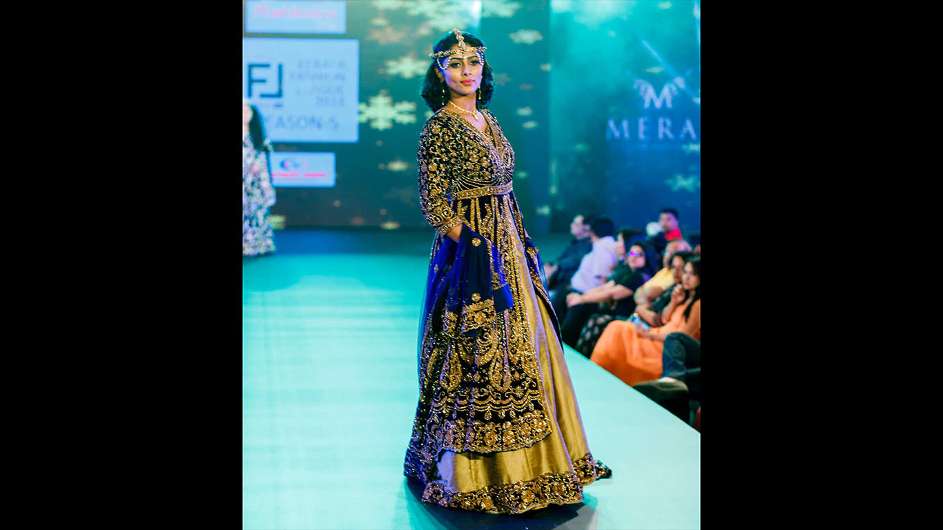 Kerala Fashion League 19