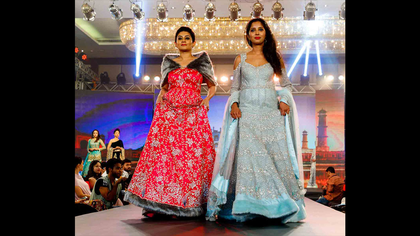 Kerala Fashion League 63