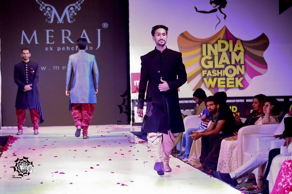 INDIA GLAM FASHION WEEK