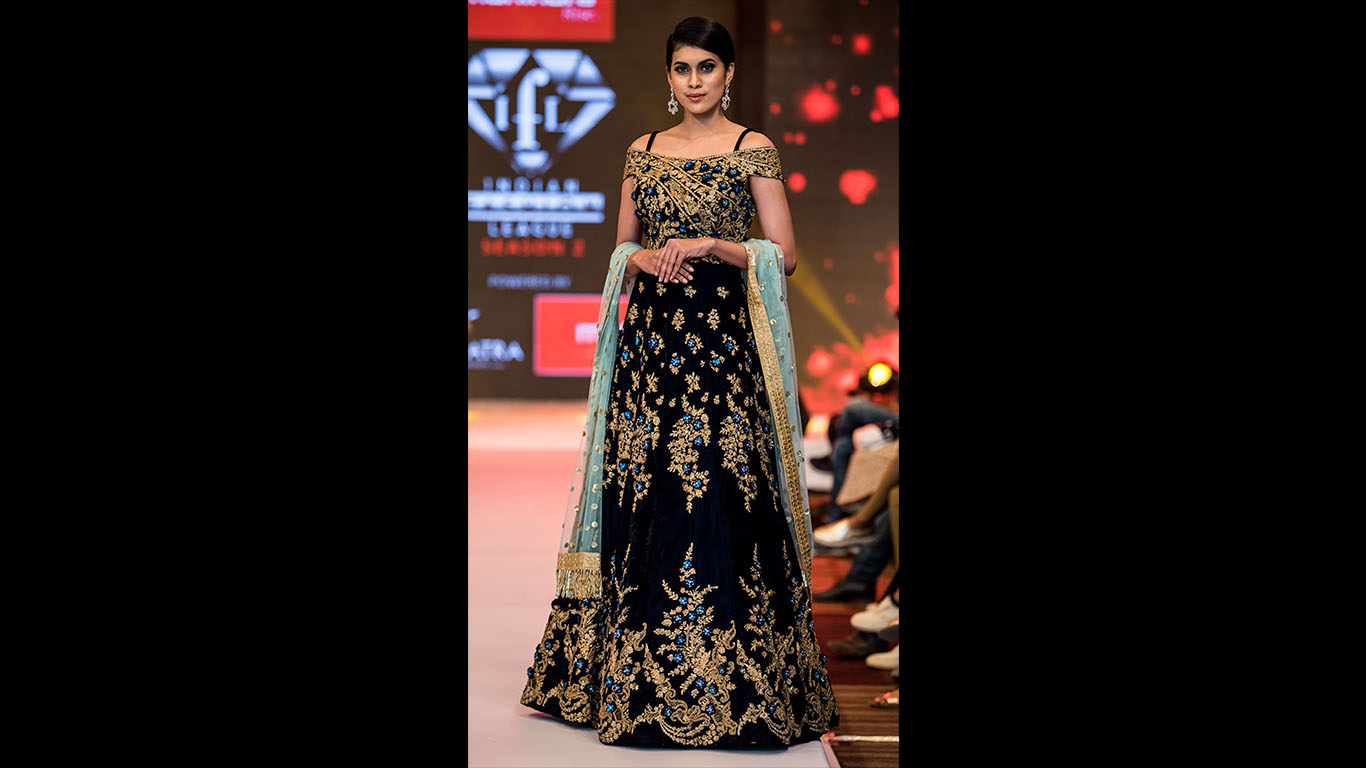 Indian Fashion League 12