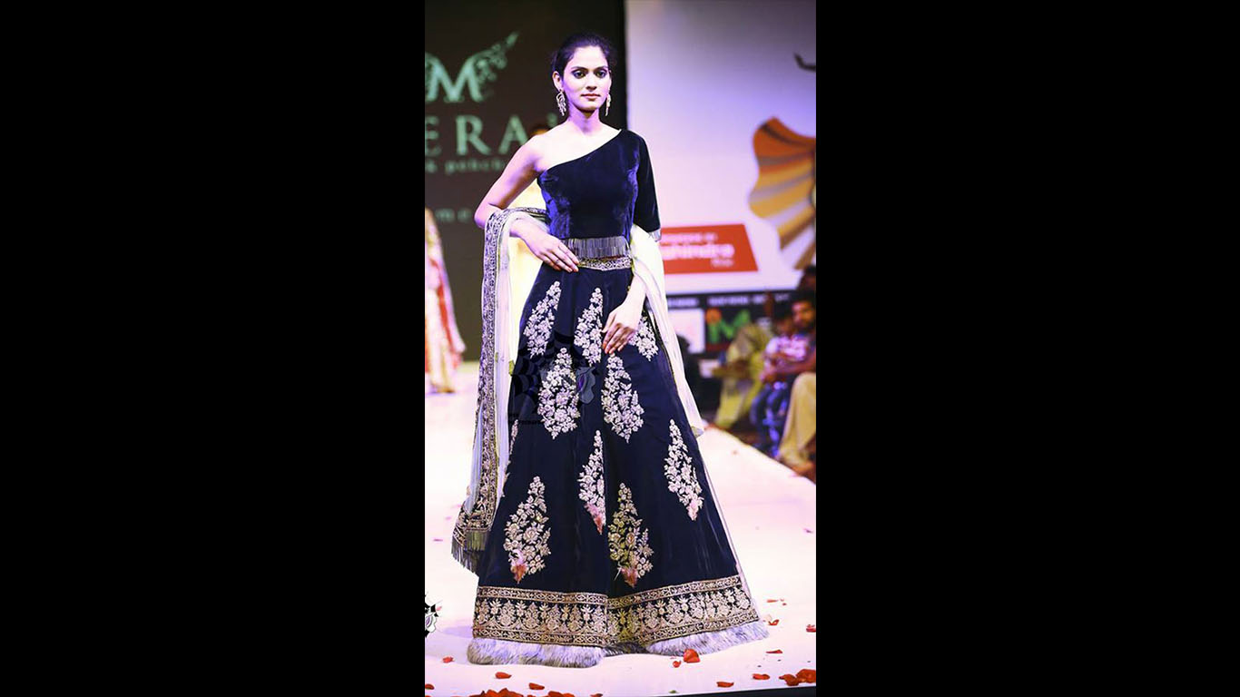 India Glam Fashion Week 2018 29