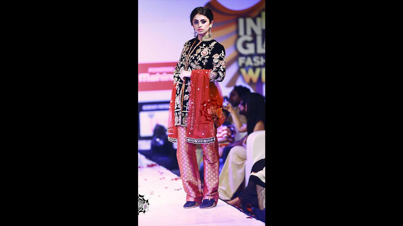 India Glam Fashion Week 2018 19