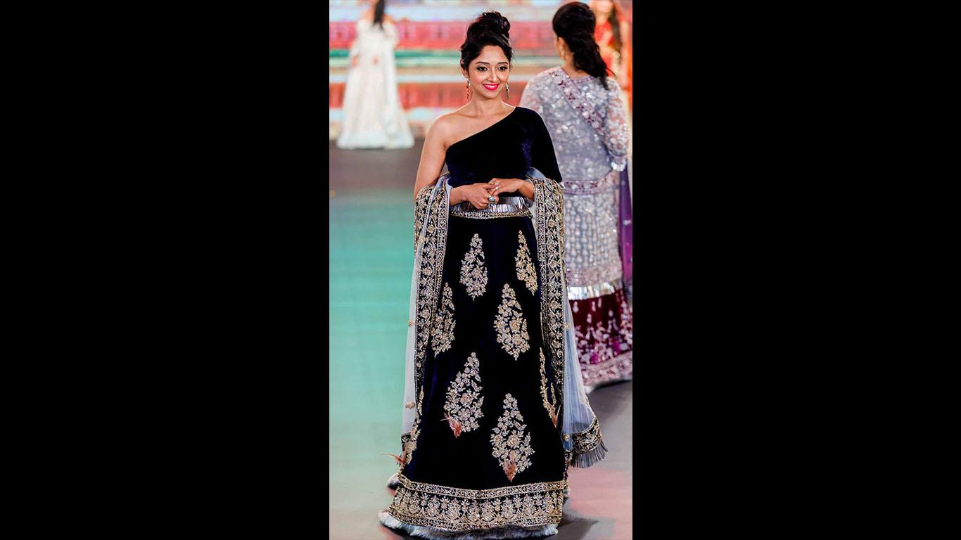 Kerala Fashion League 55