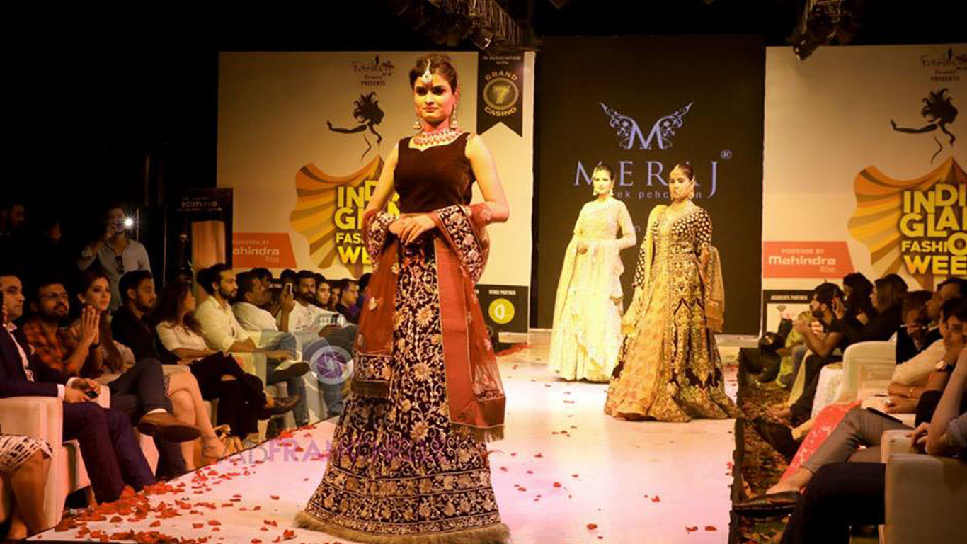 India Glam Fashion Week 2018 11