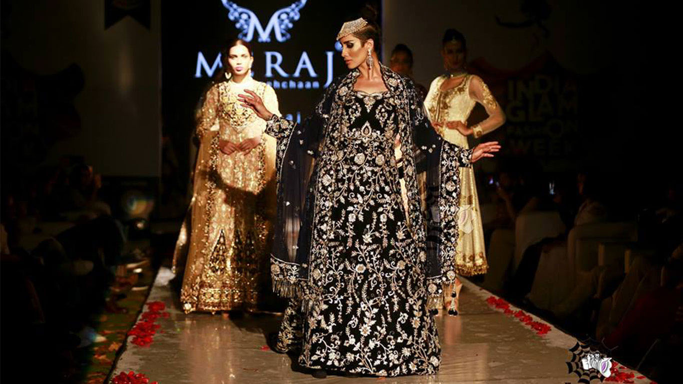 India Glam Fashion Week 2018 8