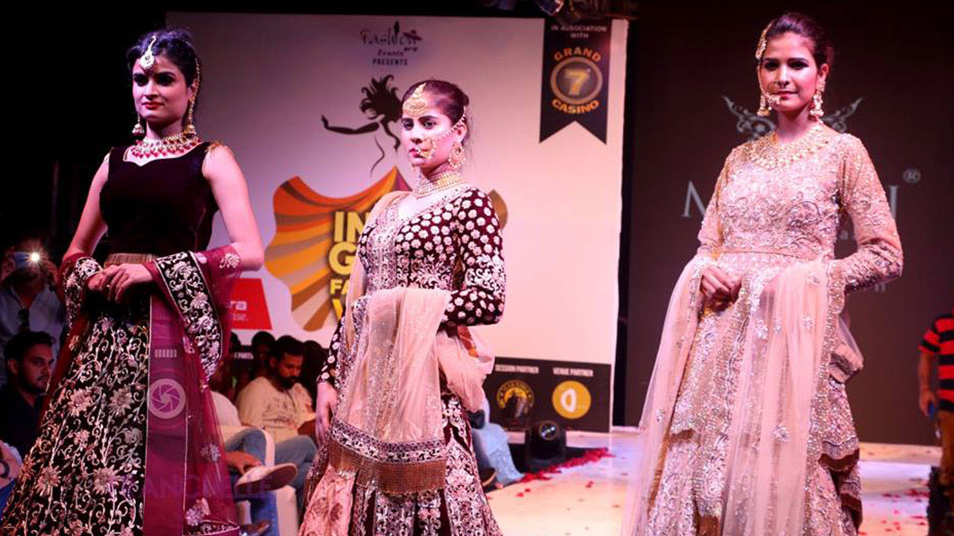 India Glam Fashion Week 2018 4