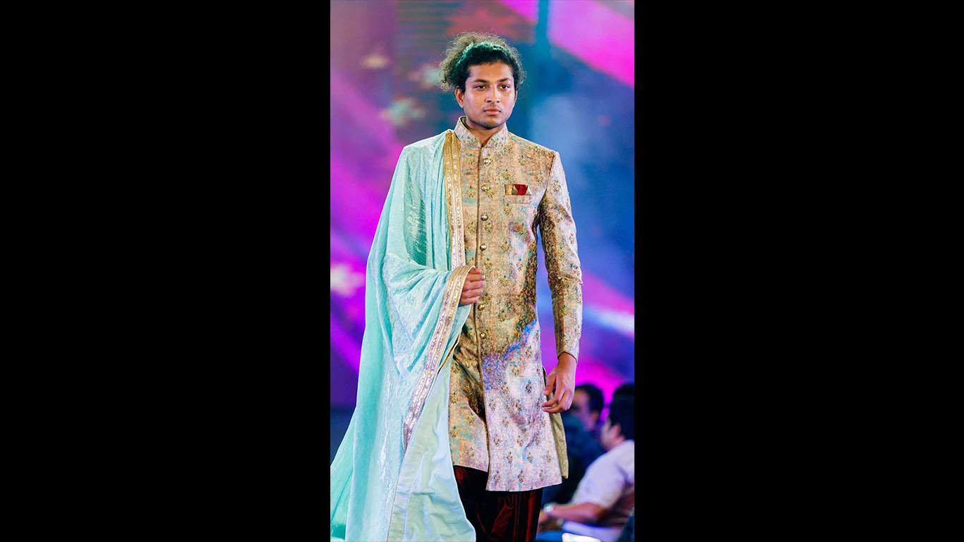 Kerala Fashion League 30