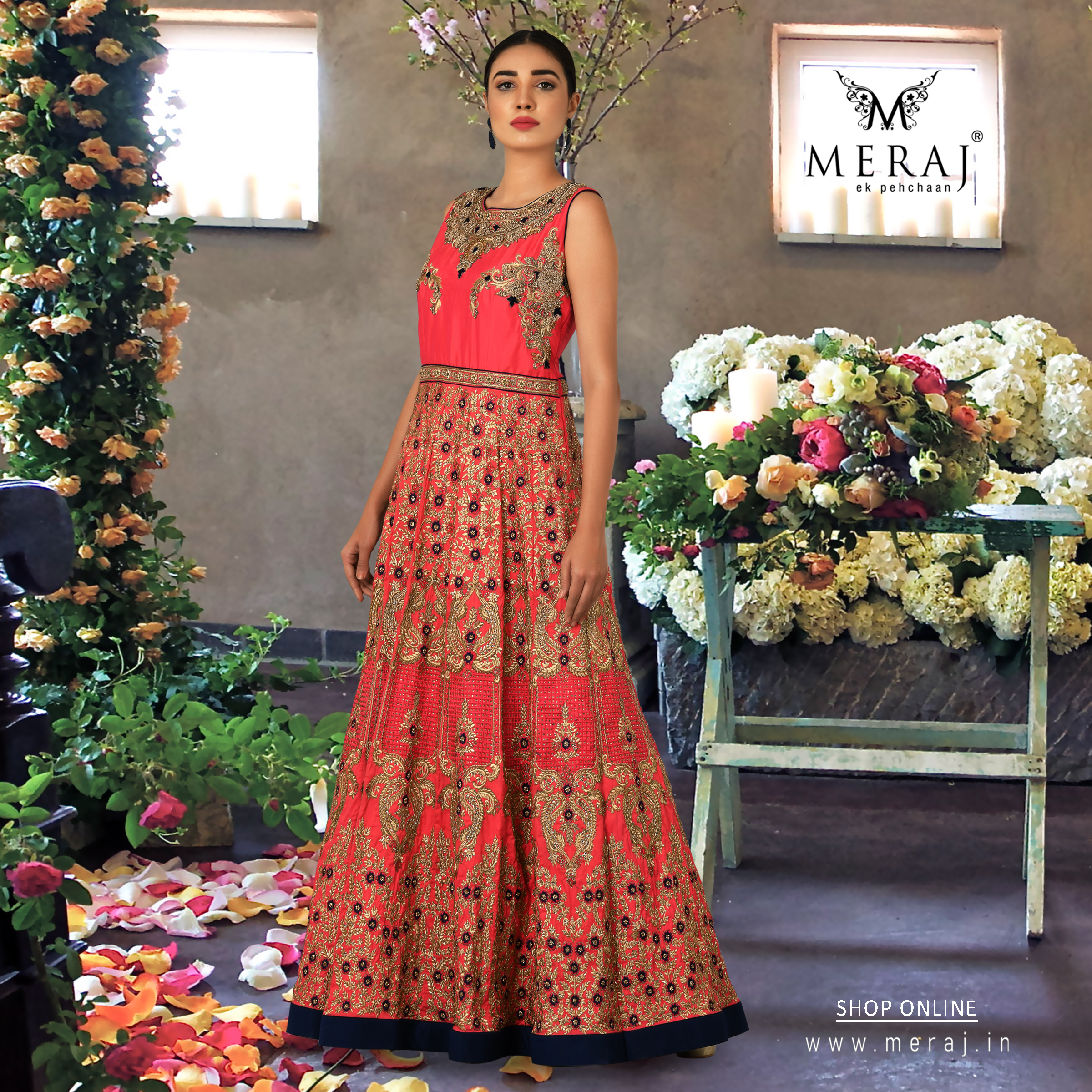 Get Instagram worthy pictures in these gorgeous outfits from our new Ramadan collection