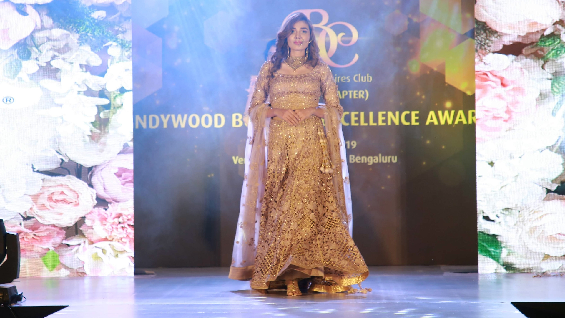 Designer Lehenga Choli in IBC event